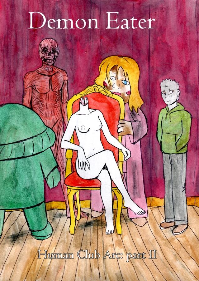 Demon Eater Act II part 2